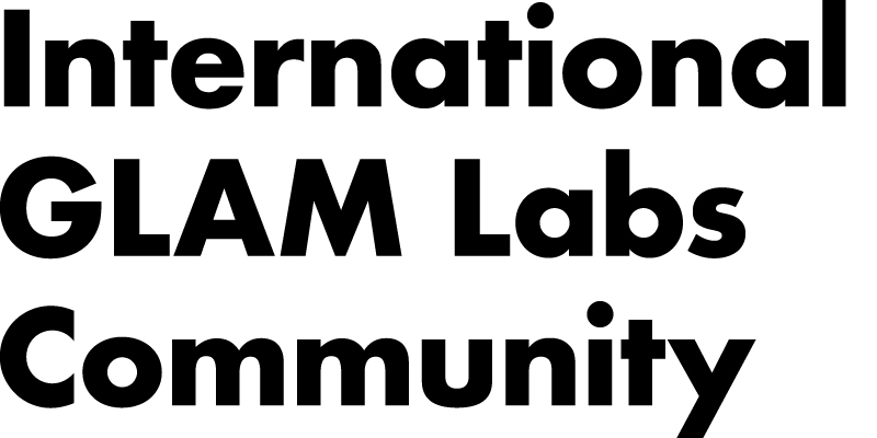 International GLAM Labs Community logotype